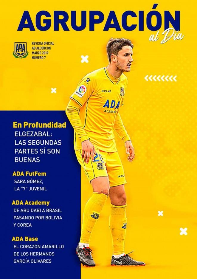 Revista oficial nº 7 - Agrupación al Día - Marzo 2019
