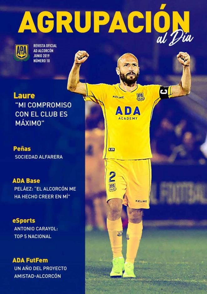 Revista oficial nº 10 - Agrupación al Día - Junio 2019
