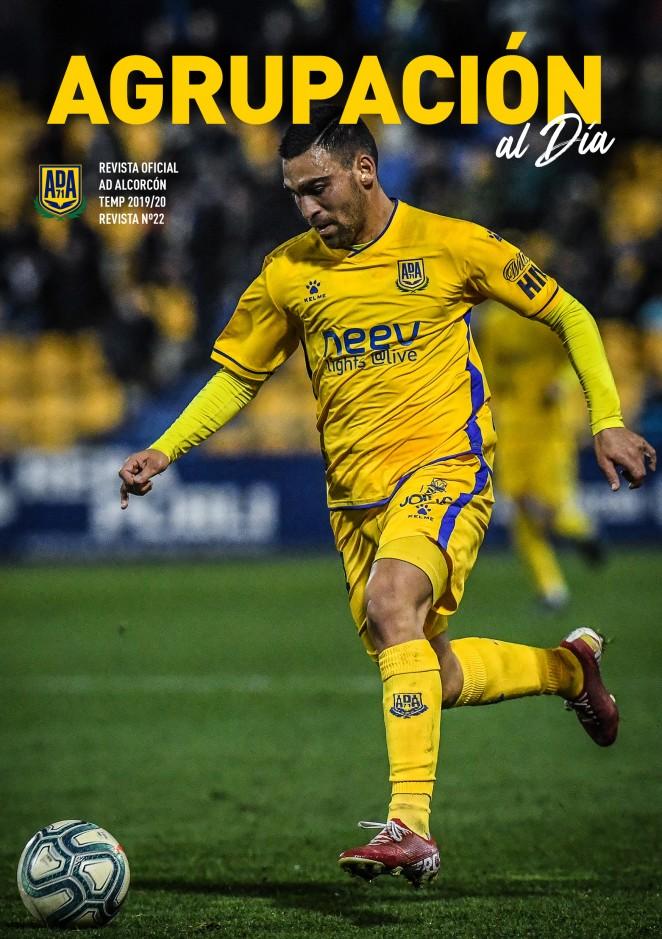 Revista oficial AD Alcorcón - nº 22 - Temporada 2019/2020