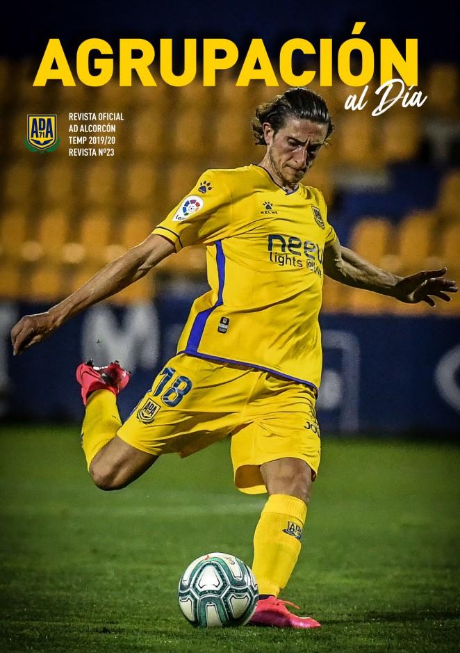 Revista oficial AD Alcorcón - nº23 - Temporada 2019/2020