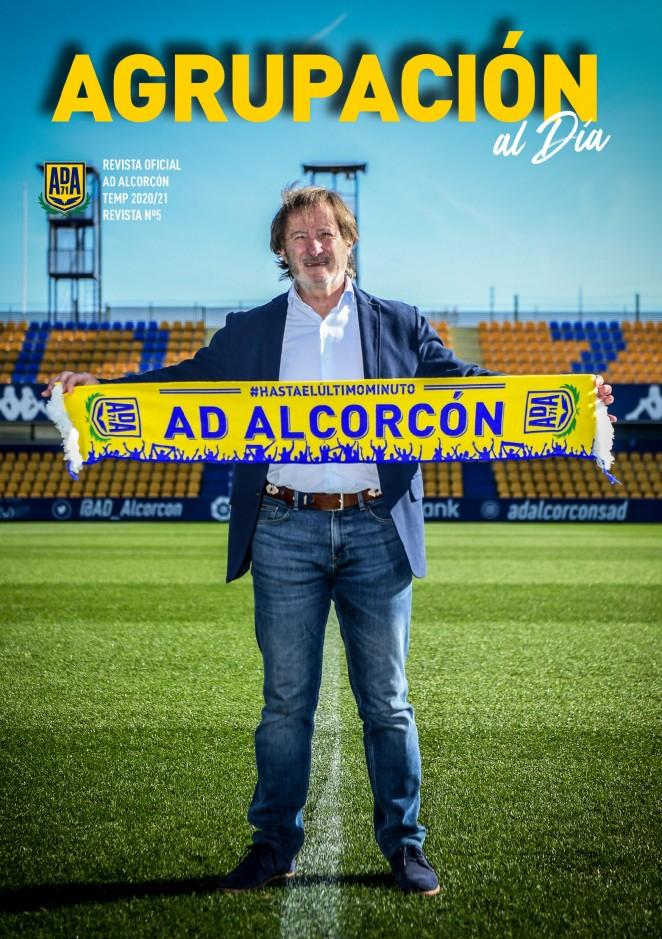 Revista oficial AD Alcorcón - nº 4 - Temporada 2020/2021