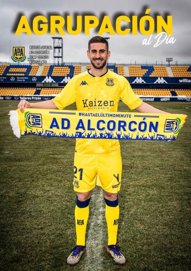 Revista oficial AD Alcorcón - nº9 - Temporada 2020/2021