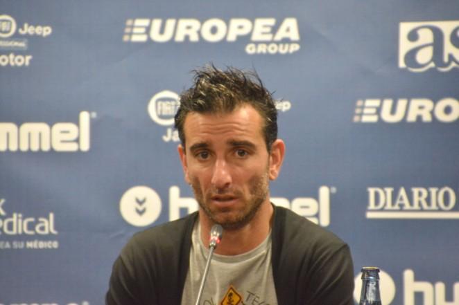 Alejandro Castro, exjugador del Celta y Girona.