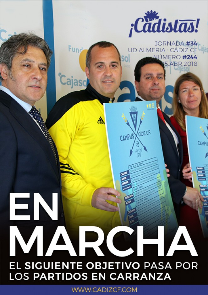 #244 Previa Cádiz CF - UD Almería