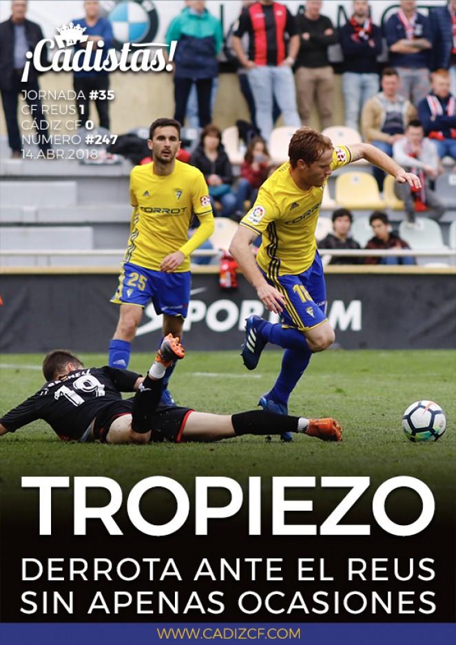 #247 CF Reus - Cádiz CF
