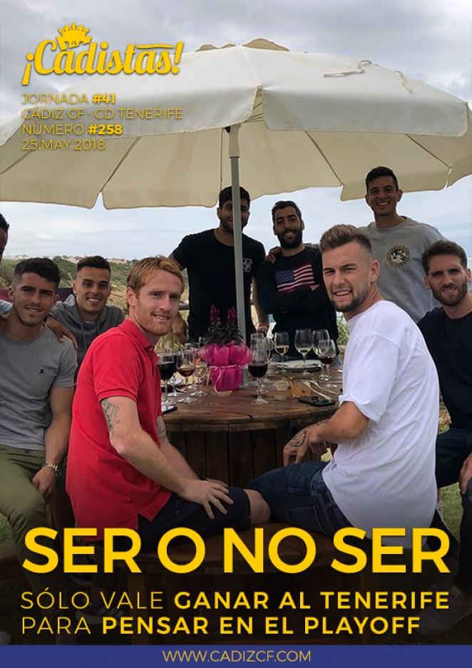 #258 Previa Cádiz CF - CD Tenerife