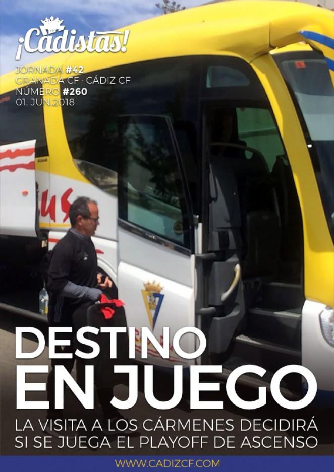 #260 Previa Granada CF - Cádiz CF