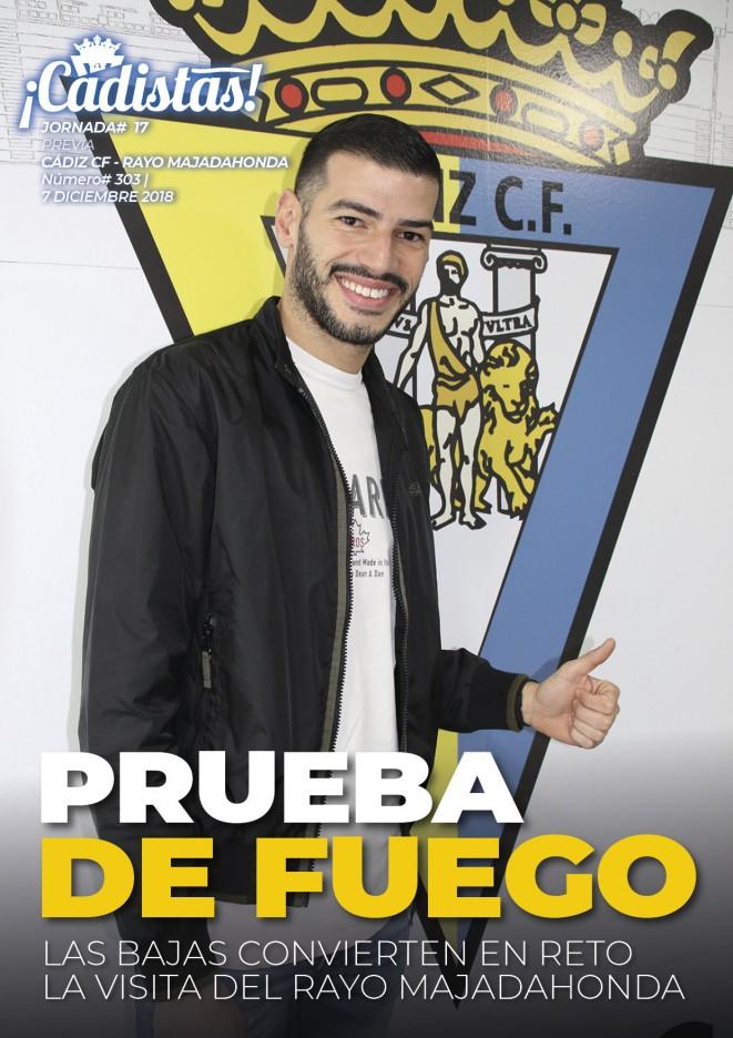 #303 Previa Cádiz - Rayo Majadahonda