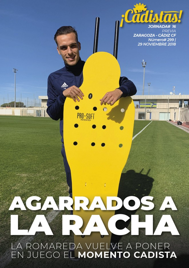 #299 Previa Real Zaragoza - Cádiz