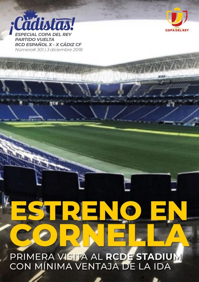 #301 Previa Espanyol - Cádiz (Copa)