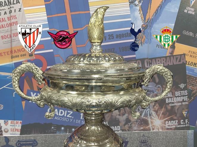 Cartel de la 65 edición del Trofeo Carranza.