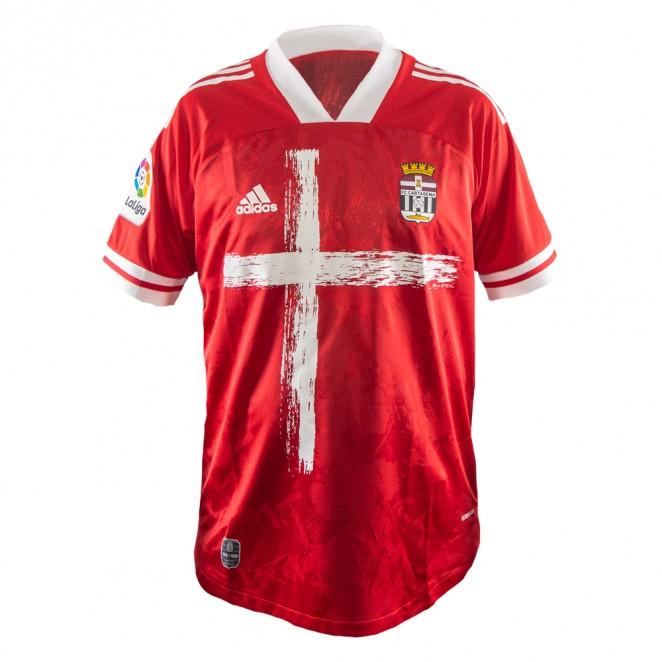 Camiseta 2ª equipacion EDICION LIMITADA Temporada 20-21