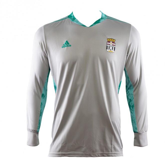 Camiseta portero gris Temporada 20-21