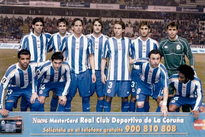 El Dépor volvió a disputar la Copa de la Uefa 9192ed6d7cbfc