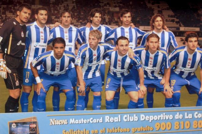 Miguel Ángel Lotina se convirtió en el nuevo entrenador deportivista tras  dos temporadas con Joaquín Caparrós al frente del equipo. 327efb47fab9e