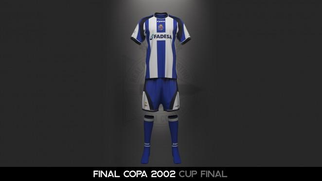 El uniforme del RC Deportivo ha variado de diseño en distintas ocasiones a  lo largo de su dilatada historia 897737a1e73a1