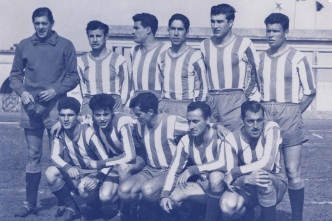 El año 1957 supuso el fin de la era dorada del RC Deportivo 954dd4540c4f9