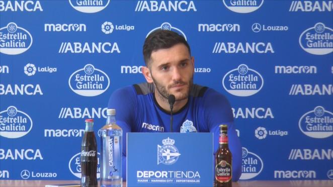 """""""La dinámica del equipo es buena"""", opina Lucas Pérez"""