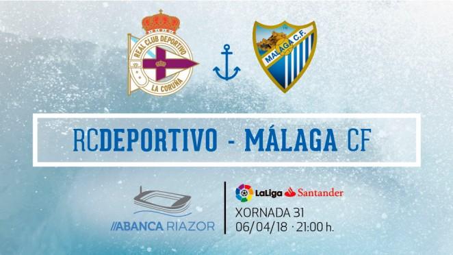 A la venta las entradas para el Dépor-Málaga aec6052d50231