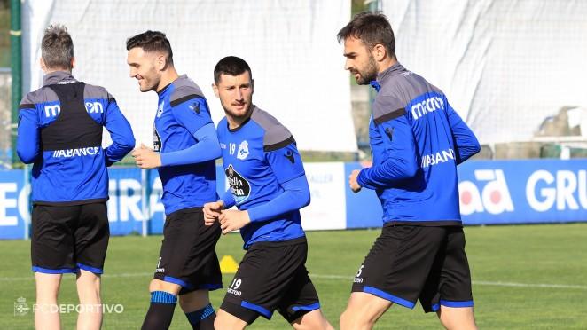 Guilherme regresa a la convocatoria de 18 futbolistas para recibir al Sevilla  Página Oficial del R.C. Deportivo de La Coruña