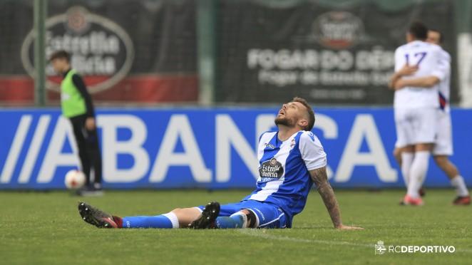 Fabril cae con el Extremadura por el valor doble de los goles en campo contrario
