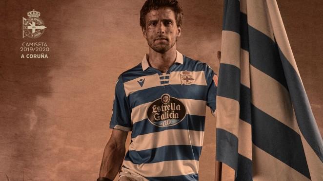 Camiseta del Deportivo 2019/20 (Foto: RCD).