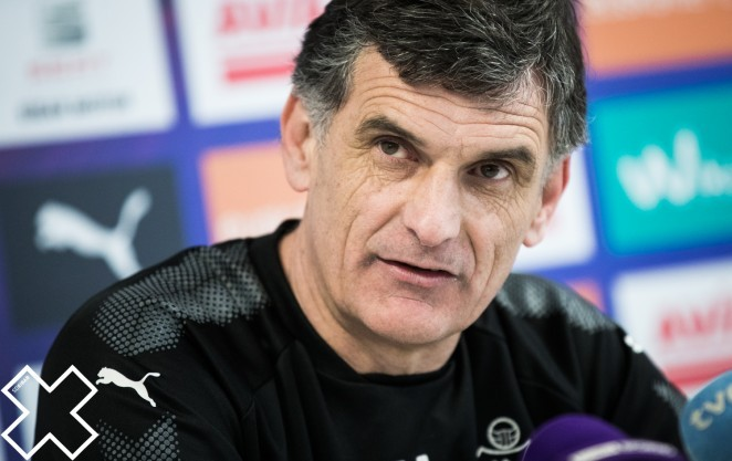 Mendilibar: 'Saturday's game against Betis is the sort of match we enjoy' |  SD Eibar - Web Oficial