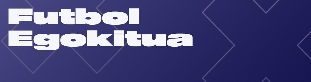 SDE / FUNDAZIOA / KIROL GUNEA / FUTBOL EGOKITUA
