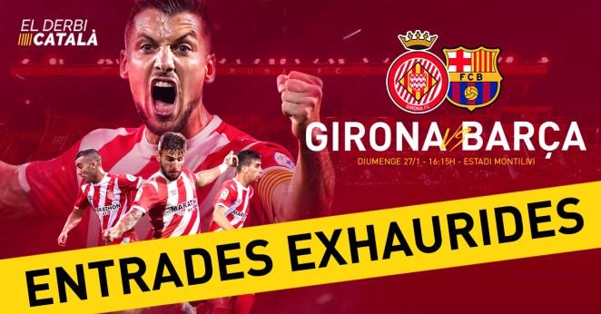 f6c79d9dd Las entradas para el Girona FC - FC Barcelona se han agotado ...