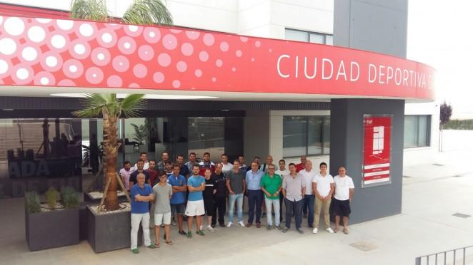 Sentadas las bases de un gran futuro granada web oficial for Ciudad redonda calendario
