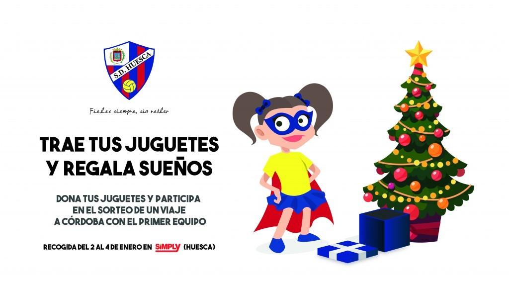 Huesca Todossd Esta Jugamos Navidad Rocxbed dCoexBWr