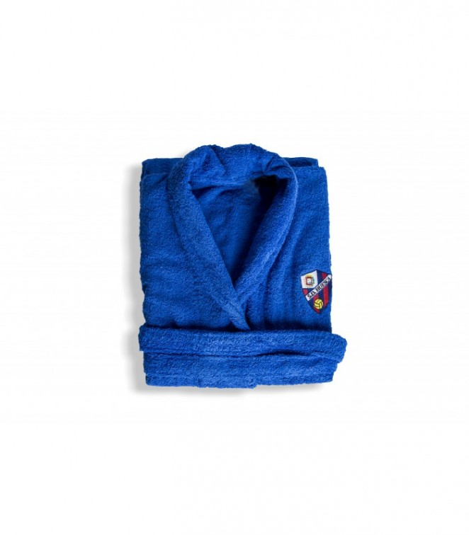 Albornoz azul