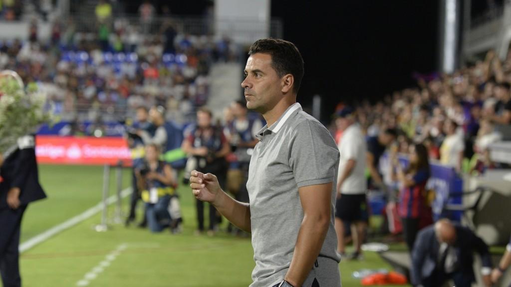 Míchel Sánchez, nuevo entrenador de la SD Huesca   SD Huesca