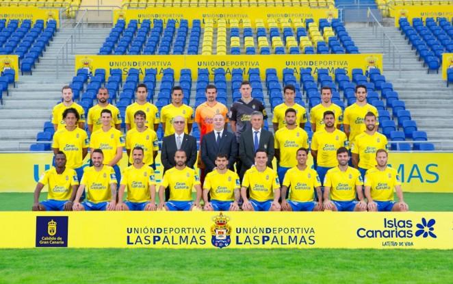 La UD Las Palmas presenta finalmente un ERTE