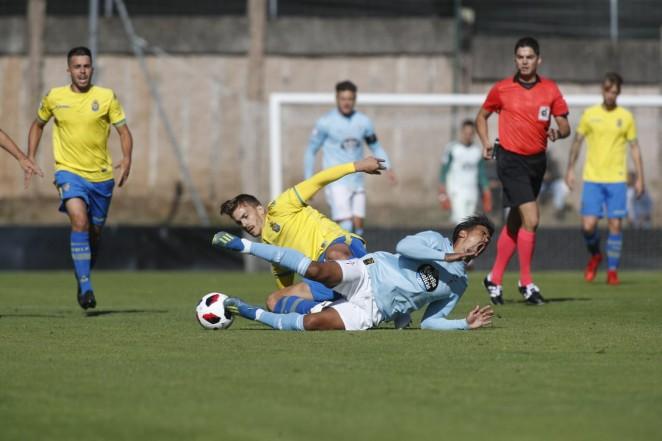 Gran victoria de Las Palmas Atlético (0-1)