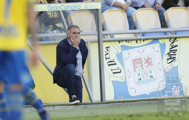 """Paco Herrera """"El resultado ha sido injusto """""""