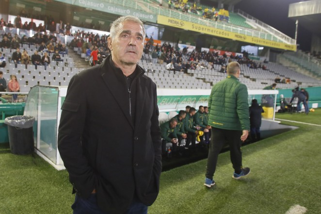 UD Las Palmas manager Paco Herrera assessed his team s performance against  Nàstic