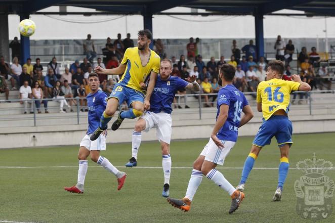 Las Palmas Atlético pierde en el descuento (1-2)