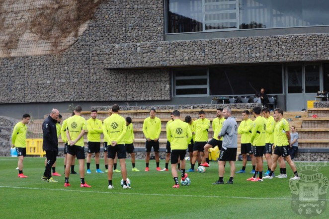 La UD Las Palmas vuelve esta semana a los entrenamientos | Las ...