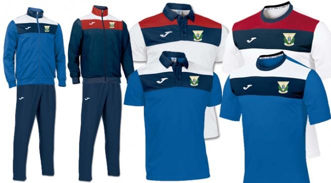 45493a8ad4d70 El Club Deportivo Leganés pone a la venta desde este miércoles el avance de  la ropa de la nueva temporada 2015 16. Los aficionados pepineros pueden  acceder ...
