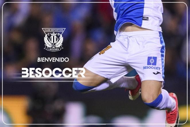El Leganés contará con una nueva APP diseñada por BeSoccer 0477537cd334f