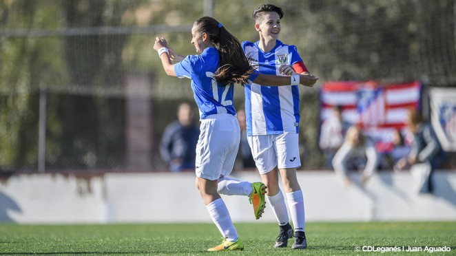 El C.D. Leganés tendrá equipo senior femenino la próxima temporada ...