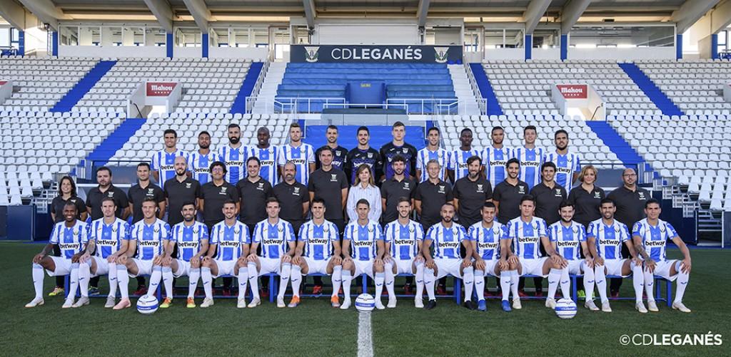 Plantilla Club Deportivo Leganés | C D  Leganés - Web Oficial