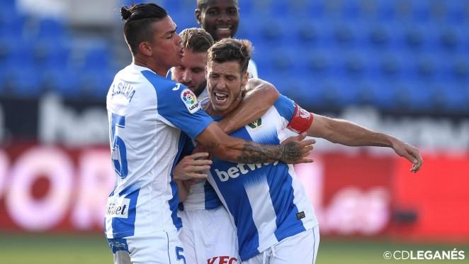 Un épico Leganés se impone al Valencia para seguir creyendo en la ...
