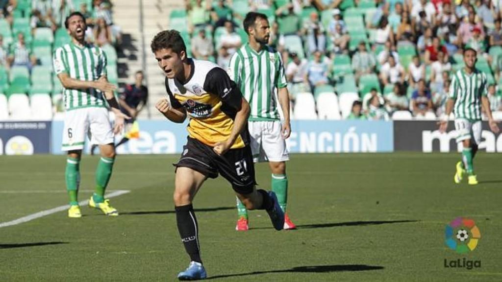 Real Betis Balompié 5 C D Lugo 1 Lugo Web Oficial