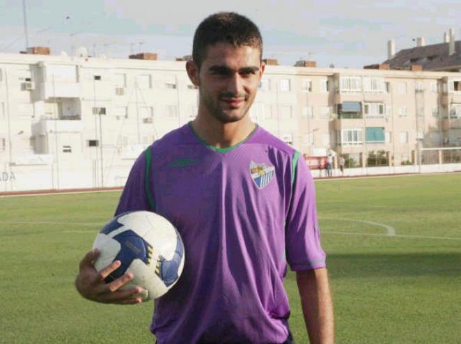 Adrián López, Draft de Bronce de los Premios Fútbol Draft'09 | Málaga - Web  Oficial