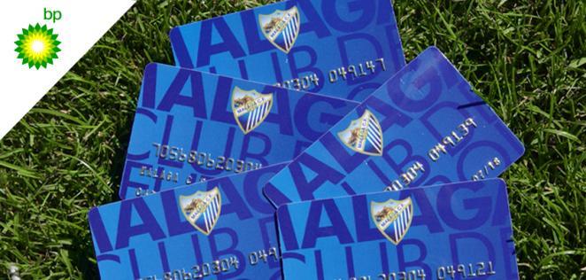 Málaga CF y BP Oil España llegan a un acuerdo con descuentos para los  Socios Malaguistas 3b4f0d25623b1