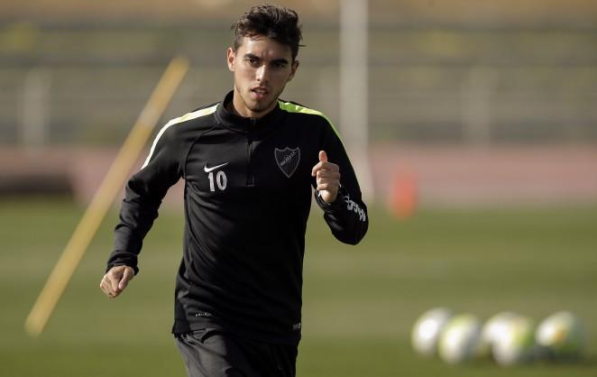 Ricardo Horta loaned out to Sporting de Braga | Málaga - Web Oficial