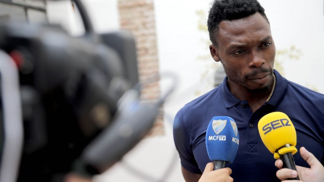 """Kameni: """"It's always a pleasure stepping on to the pitch at"""