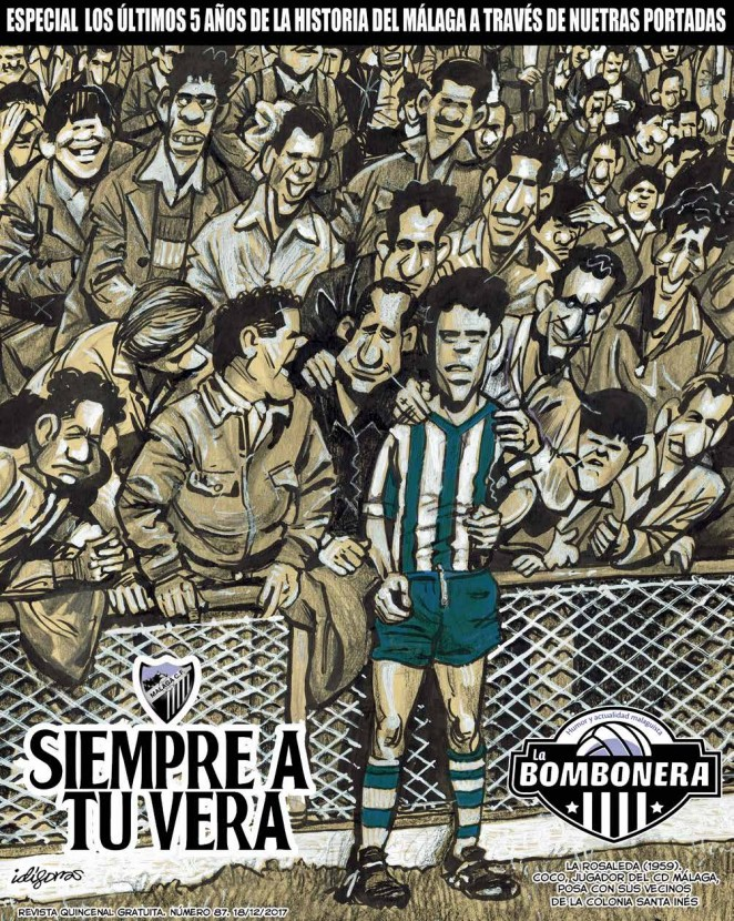 La Bombonera 87